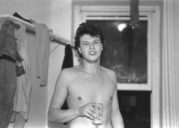 Simon in NY 1987